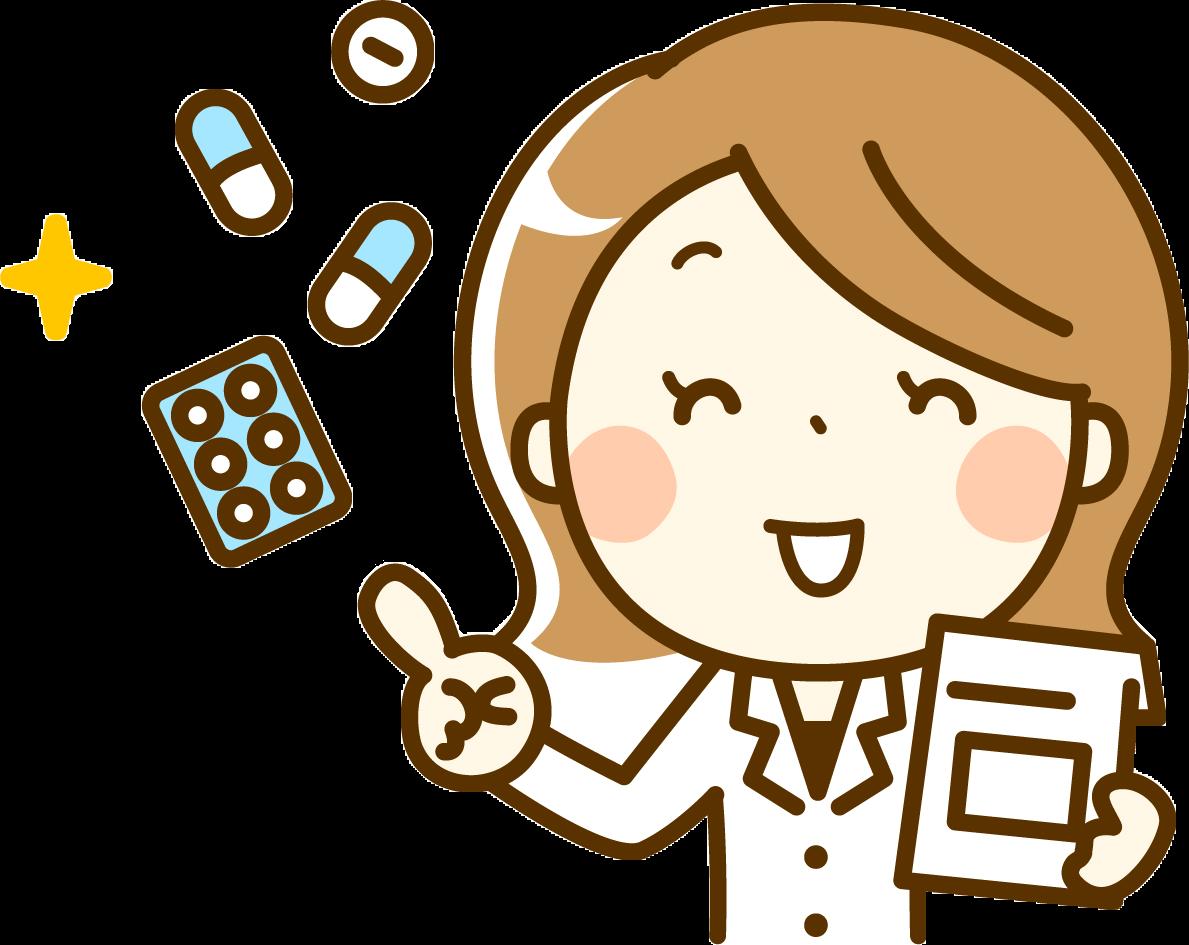 投薬について